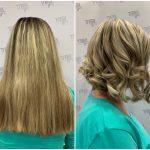 Melír, hajvágások,fodrászat