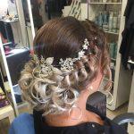 Menyasszonyi frizurák, Baja fodrászat, Baja Szépségszalon